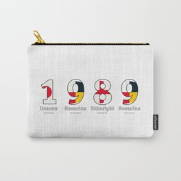 1989 - NAVY - My Year of Birth Carry-All Pouch