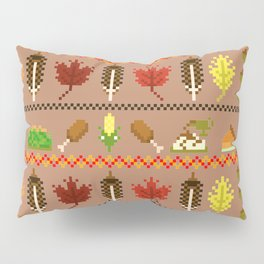 Ugly Thanksgiving Sweater Pillow Sham