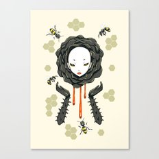 Honey Canvas Print