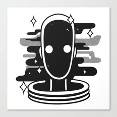 VOID BOY Canvas Print