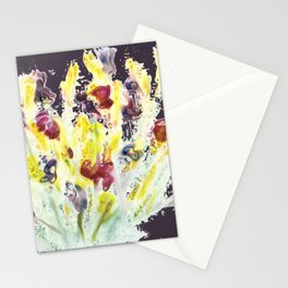 Bursting Bunch of Blots Stationery Cards