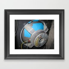 Fuzztone Framed Art Print