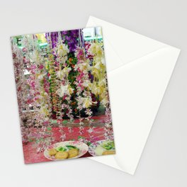 Buddhist Offerings Stationery Cards