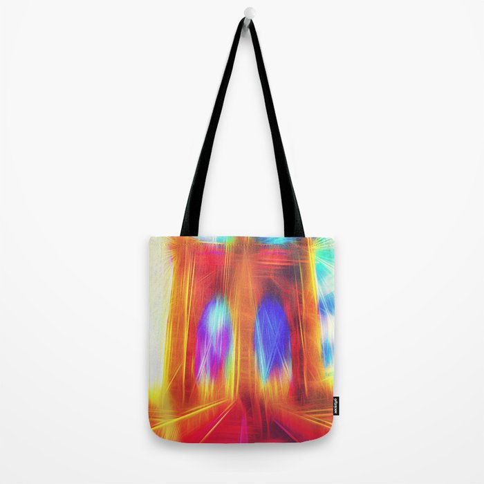 Brooklyn bridge NY 2 Tote Bag