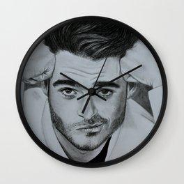 Richard Madden Wall Clock