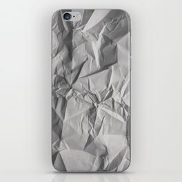 Shades of grey iPhone Skin