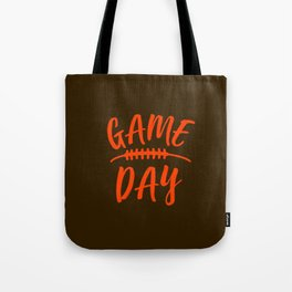 Cleveland Game Day Tote Bag