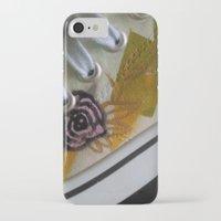 sneaker iPhone & iPod Cases featuring sneaker art by mindsplat