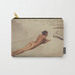 The Sands of Beauty Carry-All Pouch