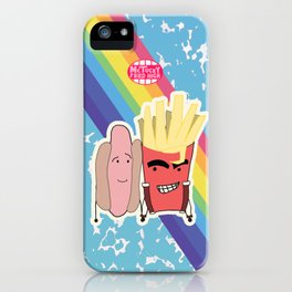 McTucky Fried High iPhone Case