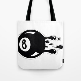 Pool drop Tote Bag