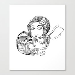 Laura Canvas Print