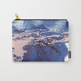 brush strokes 3 Carry-All Pouch