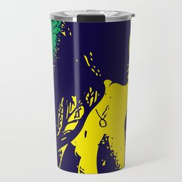 bluelady Travel Mug