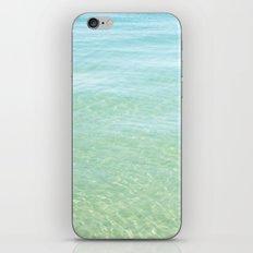 Glisten Shimmering Waves iPhone & iPod Skin