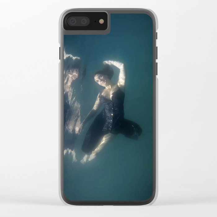 Lucid State Clear iPhone Case