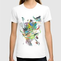 archan nair T-shirts featuring Numb by Archan Nair