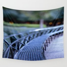 Twilight in New Orleans Wall Tapestry