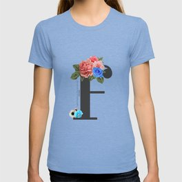 """""""I paint flowers so they will not die."""" Frida Kahlo. T-shirt"""