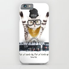 Thug Cat iPhone 6s Slim Case