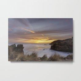 Coastal Beauty Metal Print