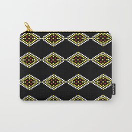 Manobo Print  Carry-All Pouch