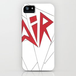 Air Got Me So Fly iPhone Case