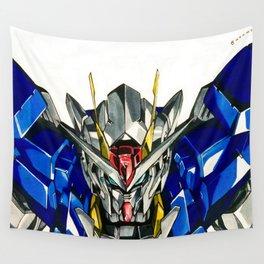 Gundam 00 Wall Tapestry