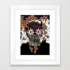 All Dressed Up Framed Art Print