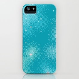 Winter Nebula iPhone Case