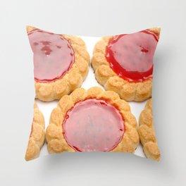 High calorie food Throw Pillow