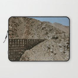 Wooden Trestle and Tunnel Laptop Sleeve