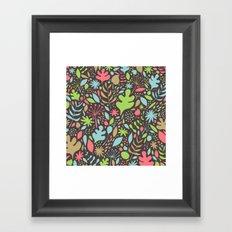 Breezy. Framed Art Print