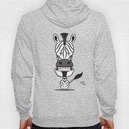 bobble zebra Hoody