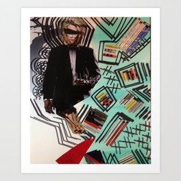 la spy Art Print