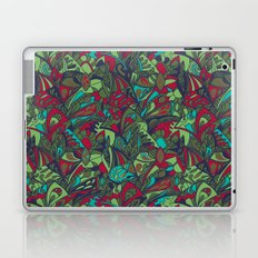 Geometric abstract safari pattern. Textile design Laptop & iPad Skin