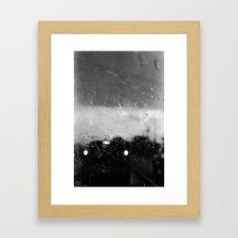 Rain 1 Framed Art Print