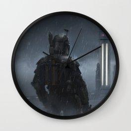 Jango  Wall Clock