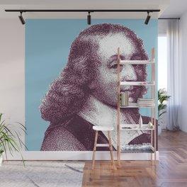 Blaise Pascal Wall Mural