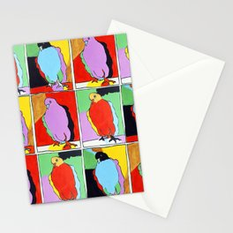 Three Pigeons Stationery Cards