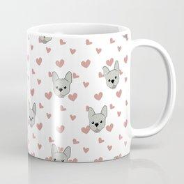 Frenchie Love Coffee Mug