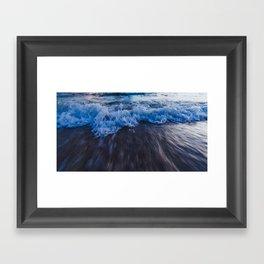 The Wash Framed Art Print