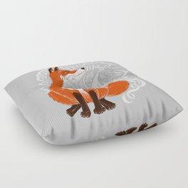 The Fox Says Floor Pillow
