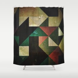 Reminder Shower Curtain