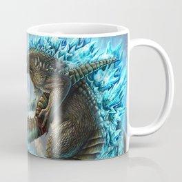 Godzilla VS. Atomic Rex Coffee Mug