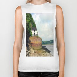 Dylan Thomas.The Boathouse. Biker Tank