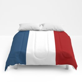 France: French Flag Comforters