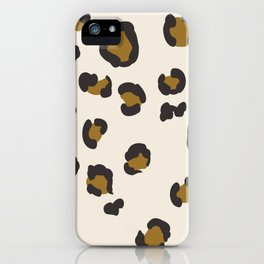 SEEING SPOTS - NEUTRAL iPhone Case