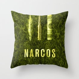 Pablo Said This Was Dope Throw Pillow