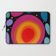 Galaxy Abstract Pattern Minimalist Decoration Laptop Sleeve